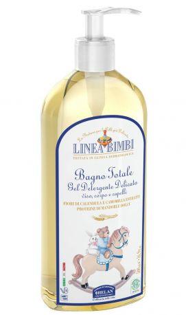Шампунь детский Linea Bimbi Total Shampoo Bath 500 мл