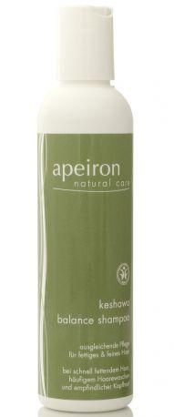 Шампунь балансуючий для нормального,жирного та тонкого волосся 200 мл/Keshawa Balance Shampoo 200 мл