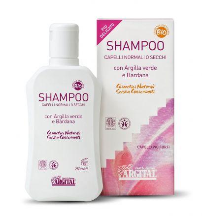Шампунь для нормальных или сухих волос Argital Shampoo for normal or dry Hair, 250 мл