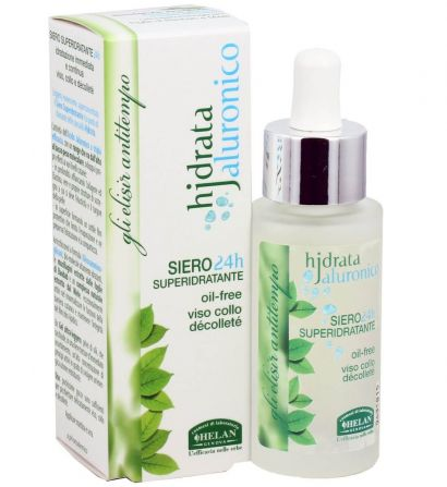 Сыворотка для лица увлажняющая Elisir Antitempo Hjdrata Super Moisturizing Serum 24h 30 мл