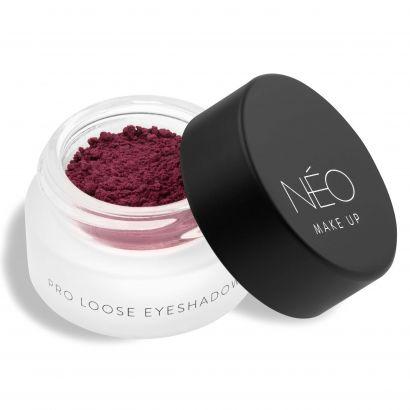 Тени для век рассыпчатые Neo Make up 5 1 г