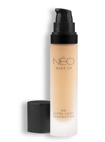 Тональная основа для лица Neo Make up ультралегкая HD 01 35 мл