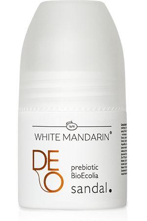 Натуральный дезодорант DEO Sandal White Mandarin, 50 мл