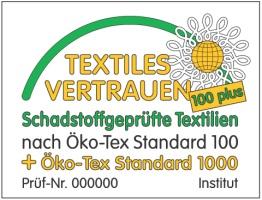 OEKO-TEX 100plus, стандарт сертификации